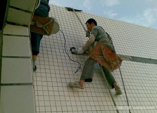 瓷砖表面防水