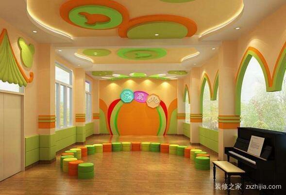 宁波幼儿园装修要点