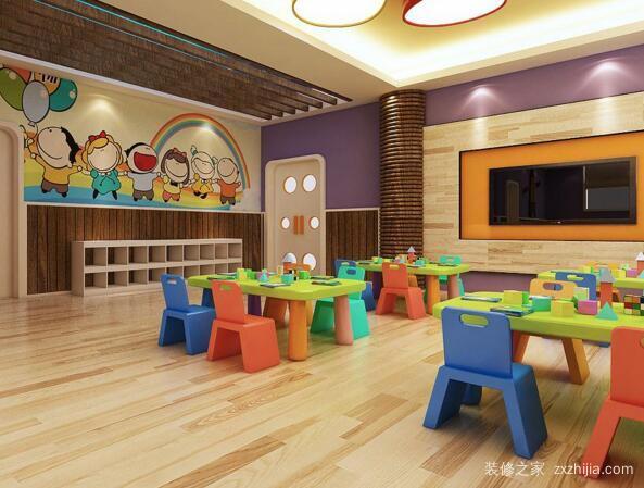 宁波幼儿园装修注意事项