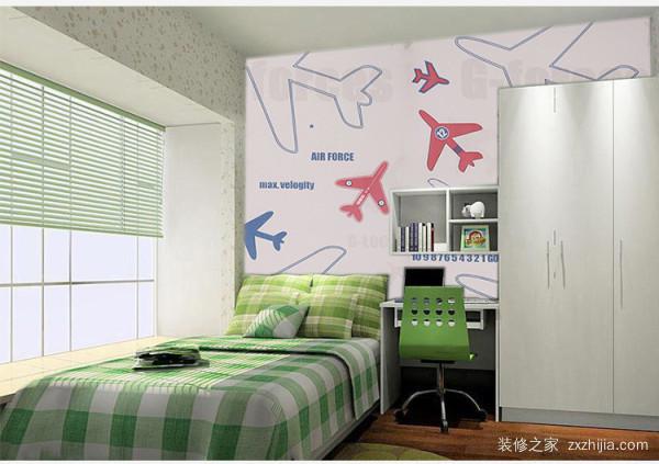 儿童卧室设计