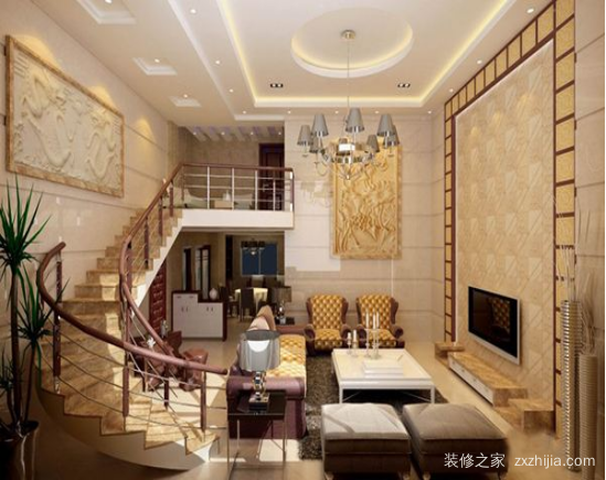 楼中楼装修设计方案