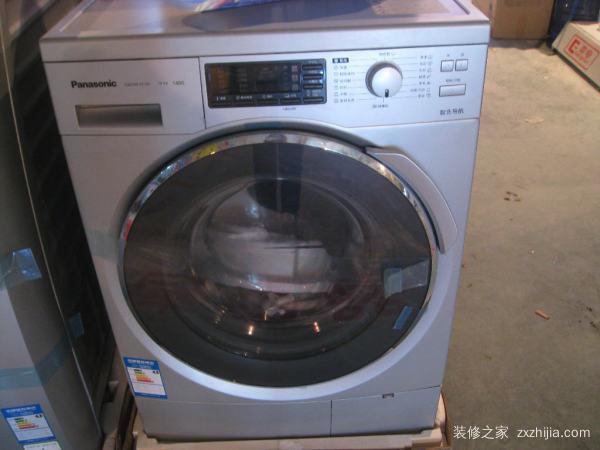 松下滚筒洗衣机