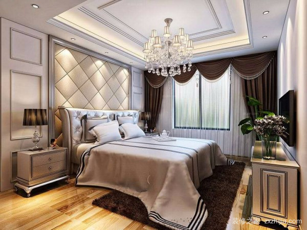 简欧卧室装修