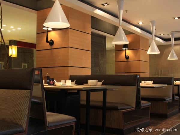 西餐厅装修