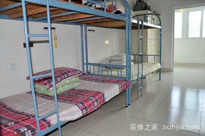 学校宿舍床的尺寸