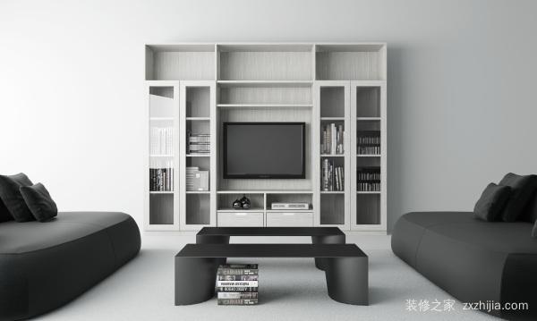 客厅电视柜高度