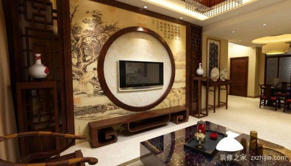 家装中式风格