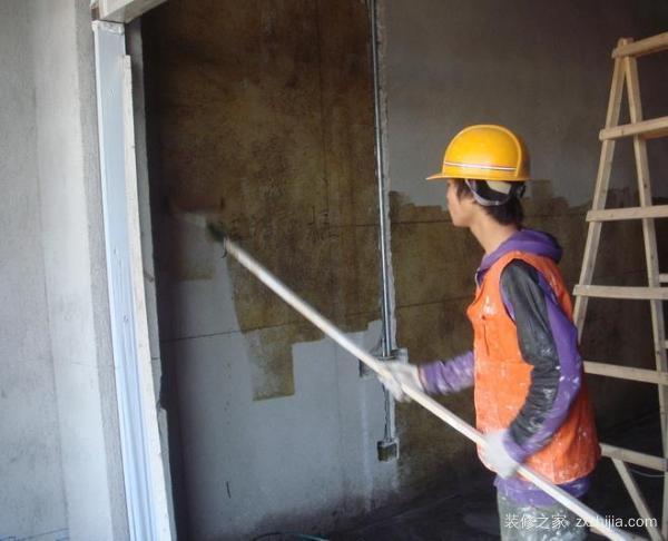 墙面腻子施工工艺