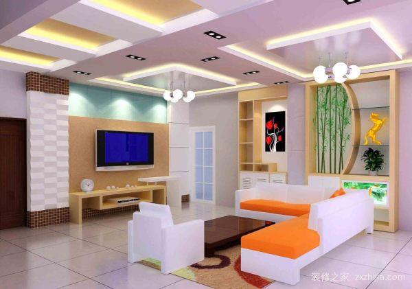 客厅简单装修设计