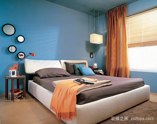 卧室装修用什么颜色好