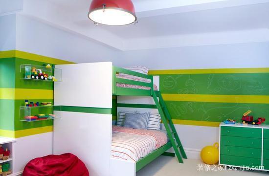 儿童房怎么布置