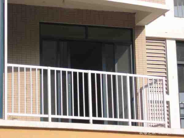 阳台装修护栏
