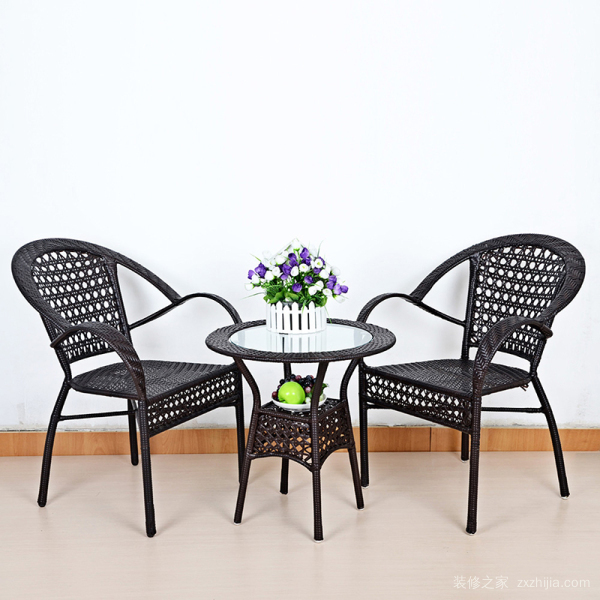 休闲茶几椅子