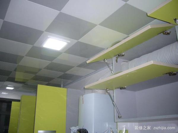 厨房吊顶材料有哪些