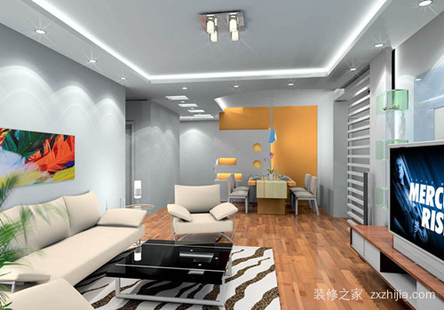 室内装修三室一厅