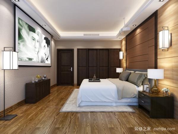 中式别墅室内装修