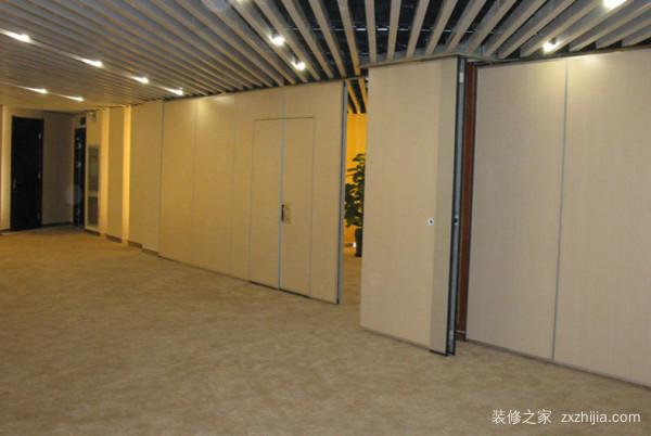 室内移动隔断墙