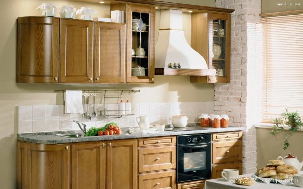 上班族厨房装修:为忙碌生活增加一丝情趣