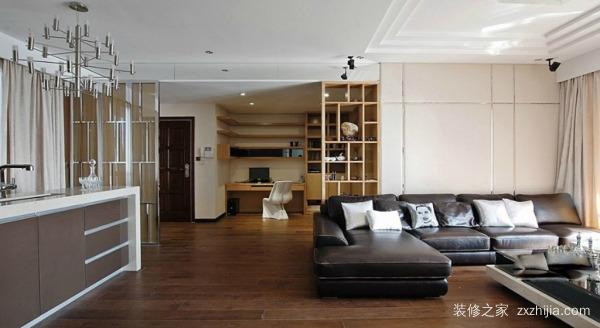 两室一厅房屋装修