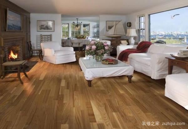 实木地板铺设步骤