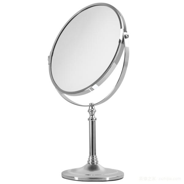 镜子正对大门