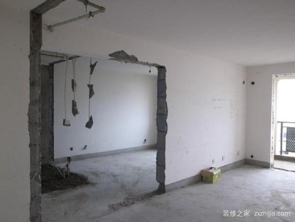 装修拆墙费用