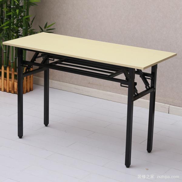 折叠办公桌