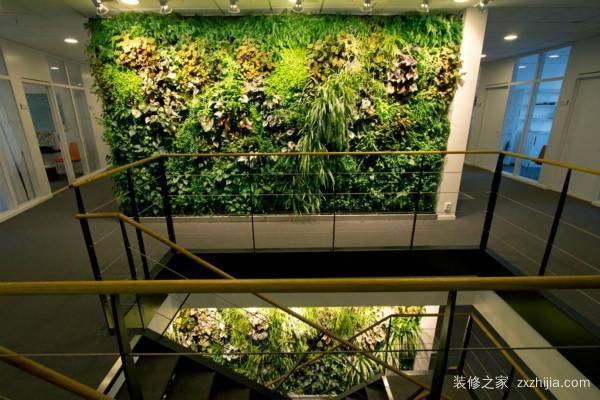 阳台植物墙