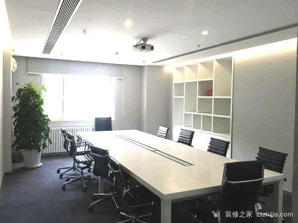 开放式办公桌