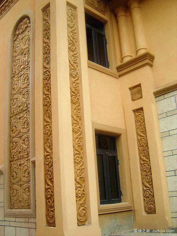 外墙grc线条