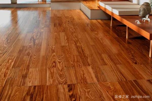 强化地板和实木地板的区别