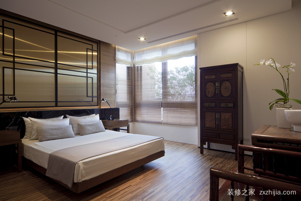 中式装修家居风格特点
