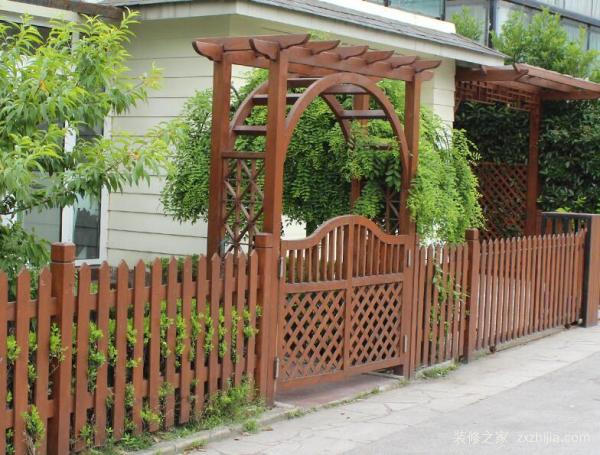 木质地板安装方法_防腐木围栏安装方法 防腐木围栏的种类_装修之家网