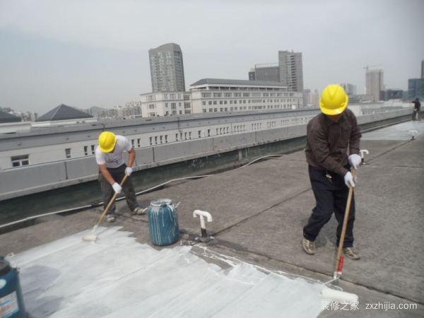 防水施工方案