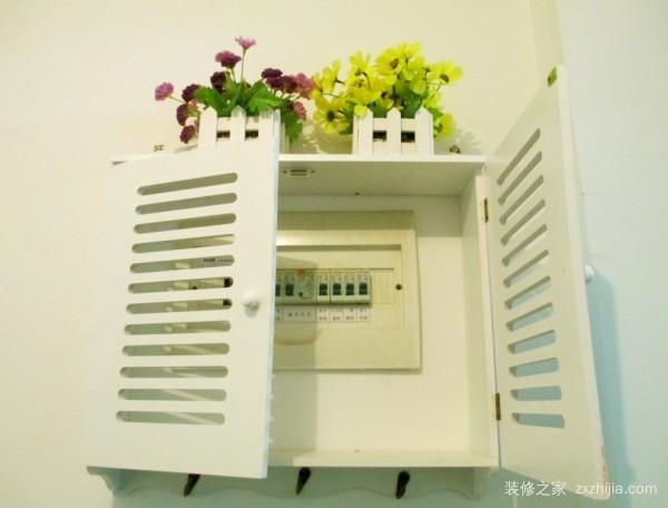 配电箱怎么装饰