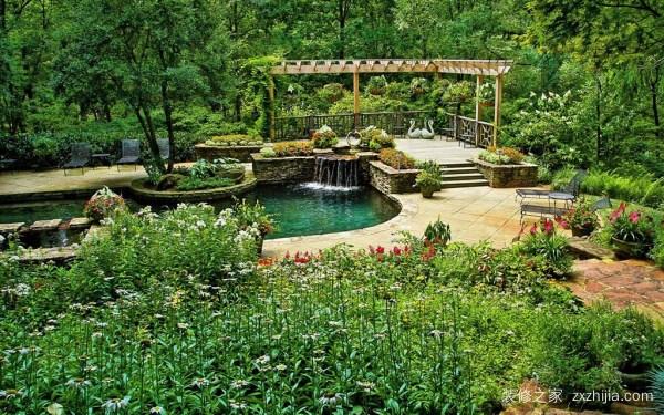 别墅花园风水讲究