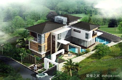 上海最豪华的别墅_上海最豪华的别墅