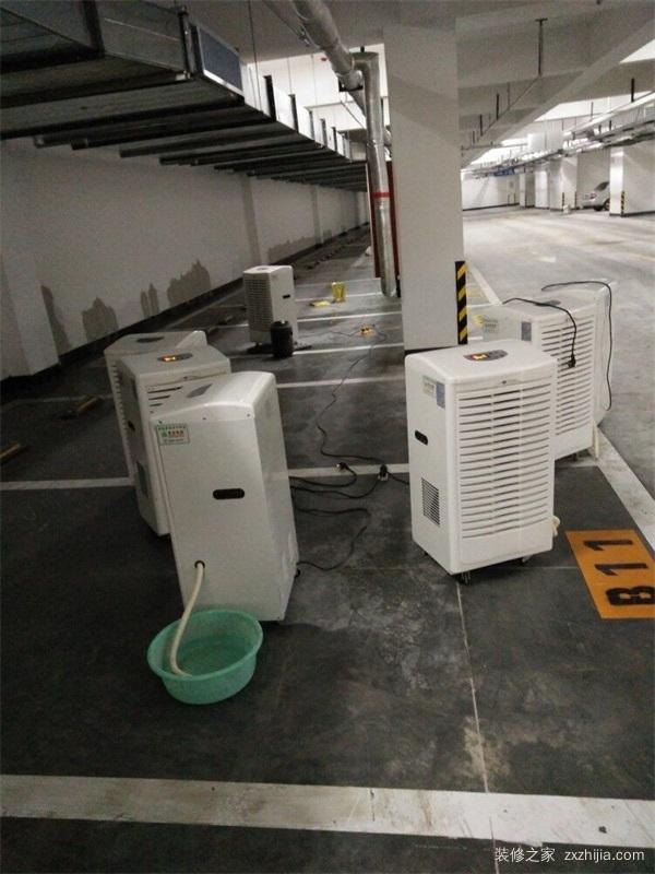 耐高温除湿机