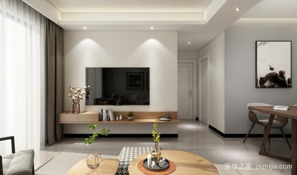客厅电视背景墙装修的六大要点