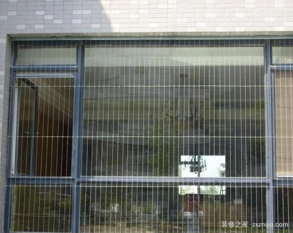 强宁防盗窗