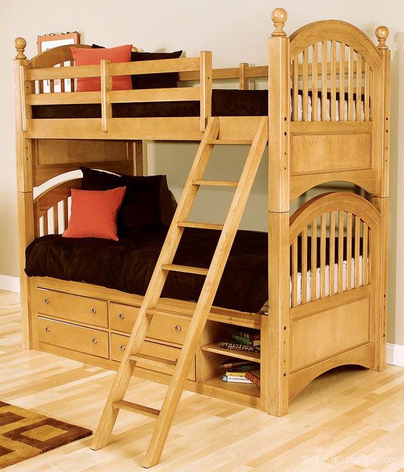 上下铺儿童床