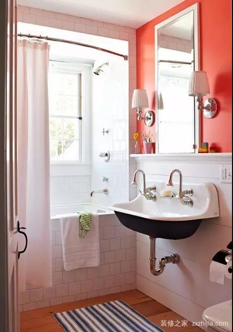 卫生间怎么装修好看,卫生间装修需要注意什么?
