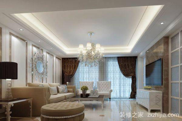 客厅装修吊顶常见的材料有那些?