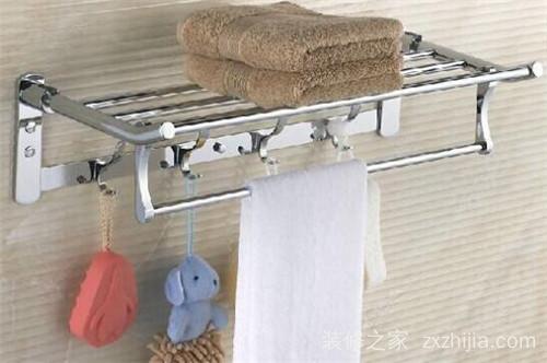 毛巾架什么材质好?及安装高度全解析