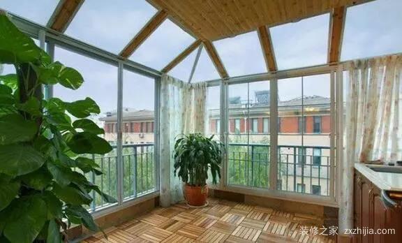 是你家的阳台吗?这样装修的阳台太美了!