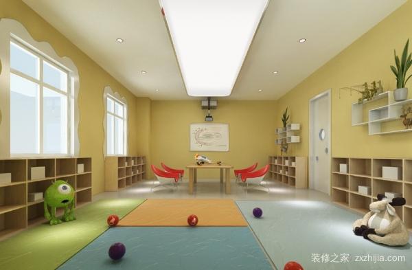幼儿园室内装修