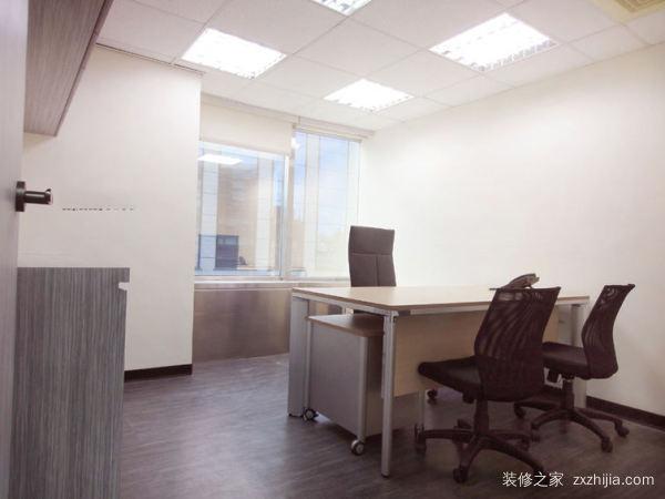 現代簡約辦公室裝修