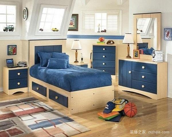 儿童房间装修