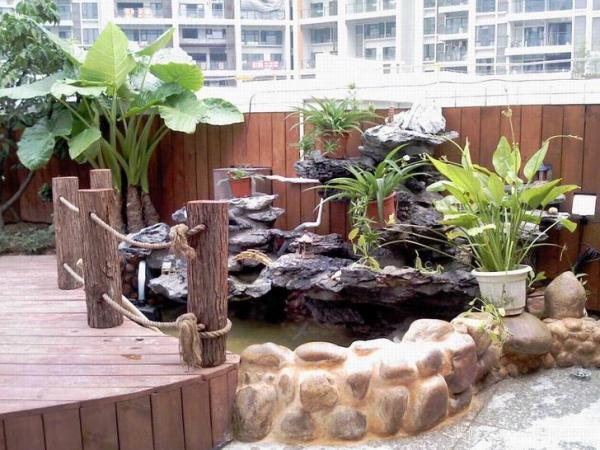 花园设计装修