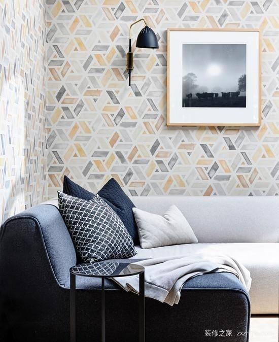 怎么选壁纸才能铺出豪宅感?教你怎么选择壁纸